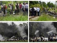 Kubánske lietadlo sa zrútilo bezprostredne po štarte z letiska v hlavnom meste Havana.