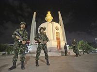 Thajsko štyri roky po puči
