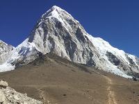 Základný kemp, cesta na Mount Everest