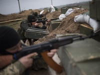 Situácia na Ukrajine sa opäť vyostrila