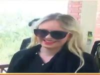 Tereza chodila na súdne pojednávanie ako celebrita.