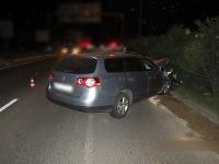 Dopravná nehoda pri Žiline