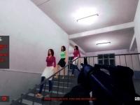 Záber z hry Active Shooter