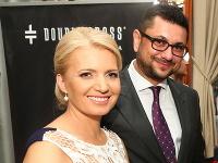Aneta Parišková so snúbencom Miroslavom