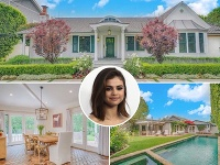 Selena Gomez sa zbavuje svojho domu v Los Angeles.