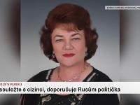 Ruská politička varuje tamojšie ženy, aby sa vyhli pohlavnému styku s cudzincami, ktorí sa budú počas MS vo futbale v meste zdržiavať.