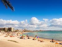 Playa de Palma, Malorka