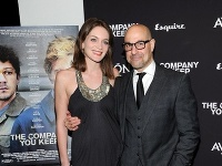 Stanley Tucci a Felicity Blunt