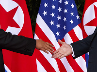 USA a KĽDR.