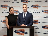 Martin Petruško kandiduje