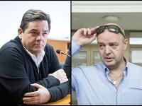 Marián Kočner a Pavol Rusko