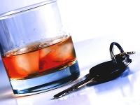 Alkohol za volantom určite nie