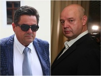 Marian Končer a Pavol Rusko