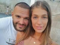 Patrik Rytmus Vrbovský a Jasmina Alagič
