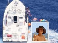 75747b0f2 FOTO Oľga zažila na dovolenke nočnú moru: Zaspala na nafukovačke, odnieslo  ju na šíre more!