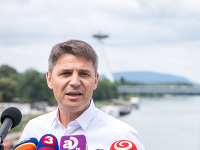 Primátor Bratislavy Ivo Nesrovnal