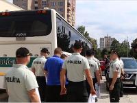 NAKA zadržala v Banskej Bystrici rozhodcov aj zástupcov futbalových klubov