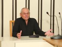 Milan Kňažko na Najvyššom súde