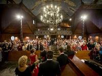 Benefičný koncert Operné gala v Kežmarku 2015