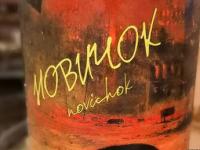 Pivo s názvom Novičok
