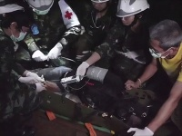 Zahraniční záchranári opustili krajinu.