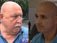 Andy Hryc a Dušan Cinkota