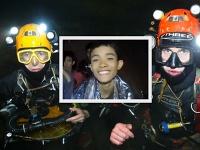 Adul Sam-on (14) dokázal ako jediný komunikovať s britskými potápačmi.