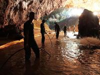 Z jaskyne chcú v Thajsku vybudovať múzeum.