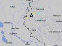 Séria zemetrasení v Iráne