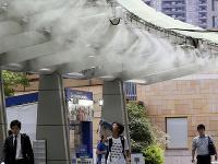 V Japonsku panujú obrovské horúčavy