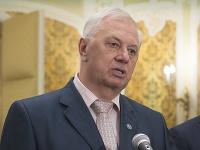 Starosta Štrby a predseda Združenia miest a obcí Slovenska (ZMOS) Michal Sýkora