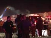Požiar motela na juhozápade amerického Michiganu
