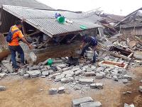 Prírodná katastrofa v Indonézii