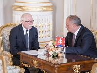 Pavol Šajgalík a Andrej Kiska
