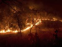 Požiare v Kalifornii neutíchajú