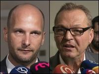 Grendel a šéf SIS Šafárik prehovorili po výbore o únose