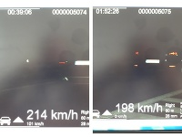 Vodiči prekročili maximálnu povolenú rýchlosť