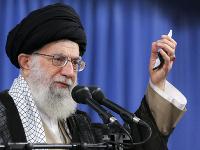 Iránsky najvyšší vodca ajatolláh Alí Chameneí