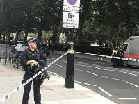 Polícia miesto uzavrela.