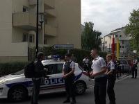 Útok na predmestí Paríža