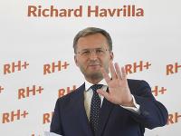 Na snímke kandidát na primátora Košíc Richard Havrilla v Košiciach