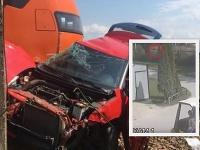 Tínedžerke na železničnom priecestí zlyhal motor.