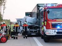 Pri nehode na diaľnici v Nemecku zahynul 25-ročný Slovák
