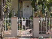 Dom zadržaného Roberta Chaina