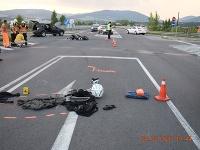 Hľadajú svedkov nehody, pri ktorej sa vážne zranil mladý hasič