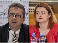 Martin Glváč, Natália Blahová