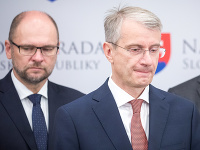 Richard Sulík a Robert Mistrík