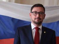 Hovorca českého prezidenta Jiří Ovčáček.