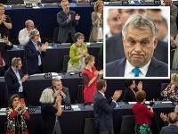Európsky parlament odhlasoval spustenie nukleárnej možnosti pre Maďarsko