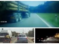 Priestupky vodičov na autokamerách